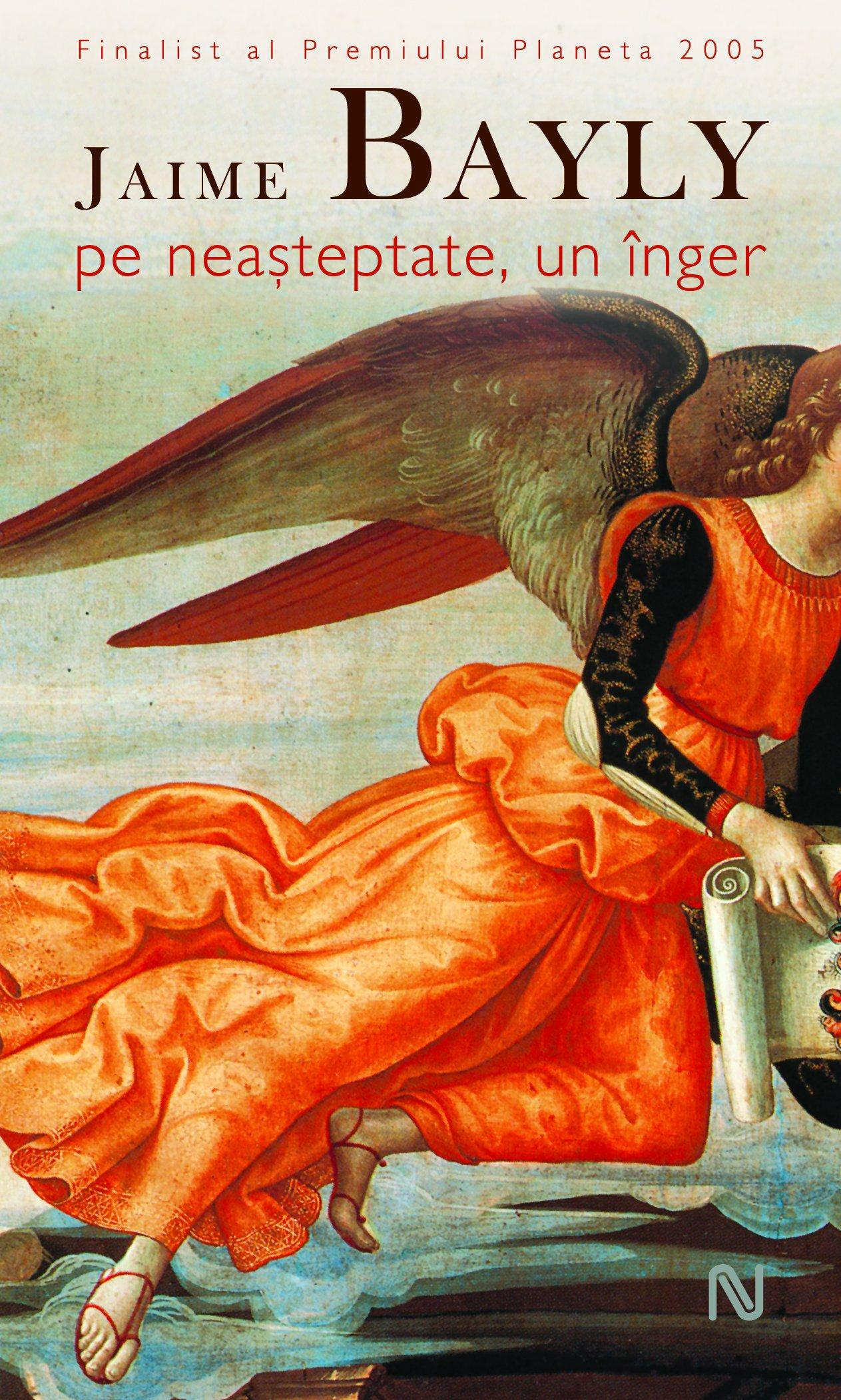 Dr. V. vă recomandă – Jaime Bayly, Pe neaşteptate, un înger