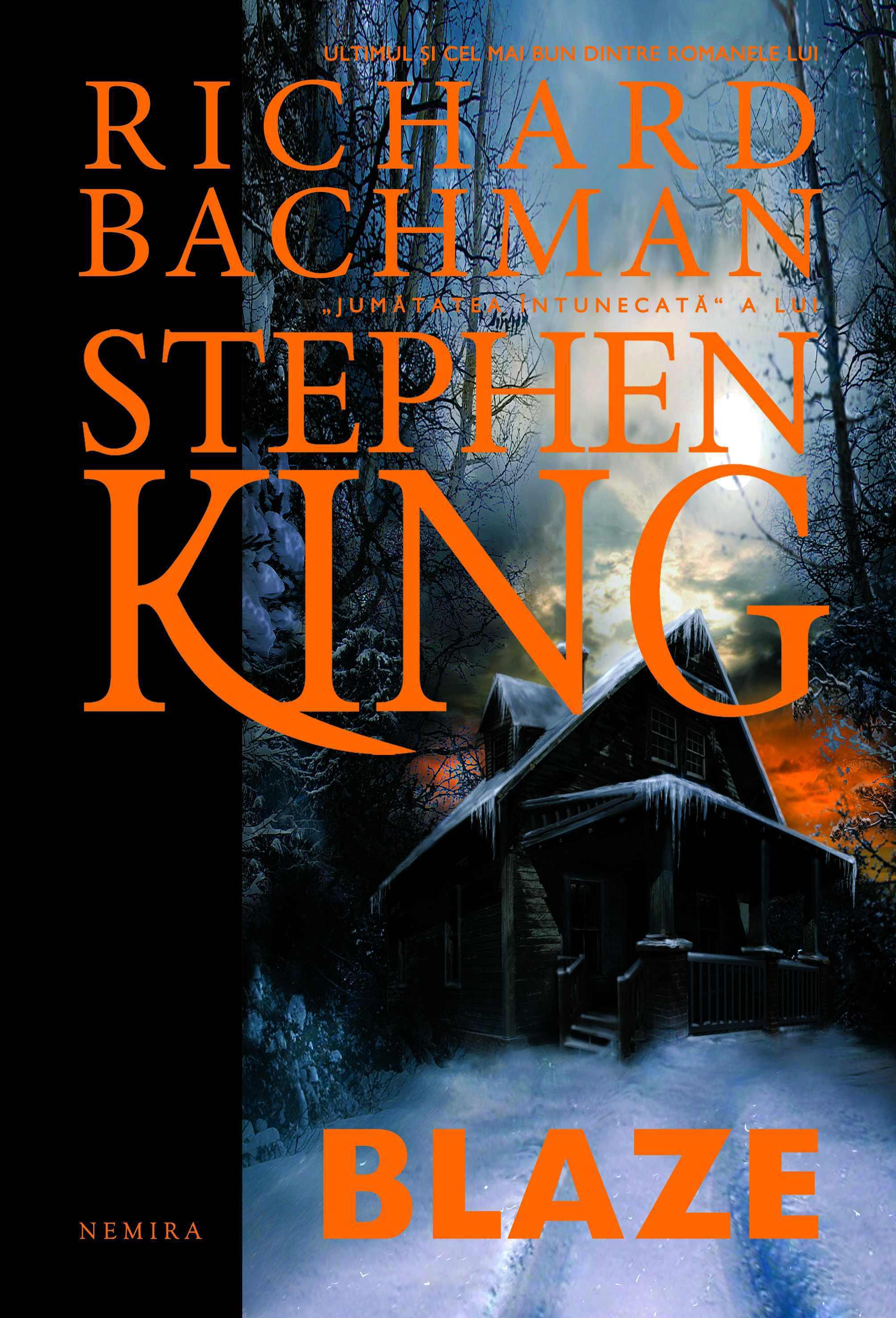 Noutăţi Gaudeamus (4): Richard Bachman – Blaze