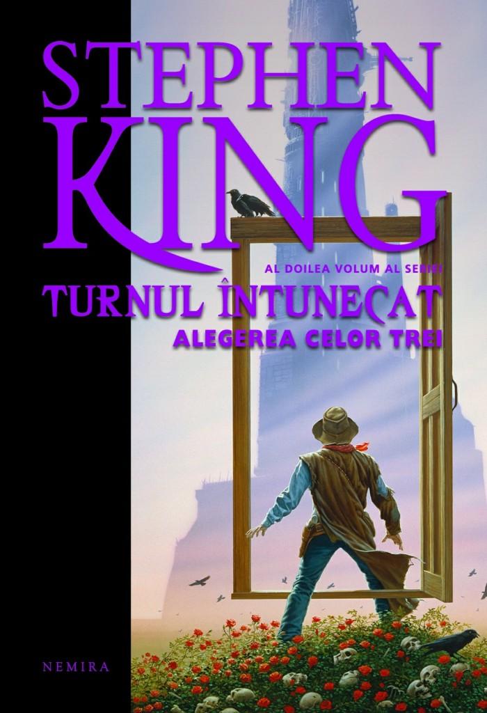 Stephen King - Alegerea celor trei, Turnul Intunecat, Fantasy, Science Fiction, Nemira