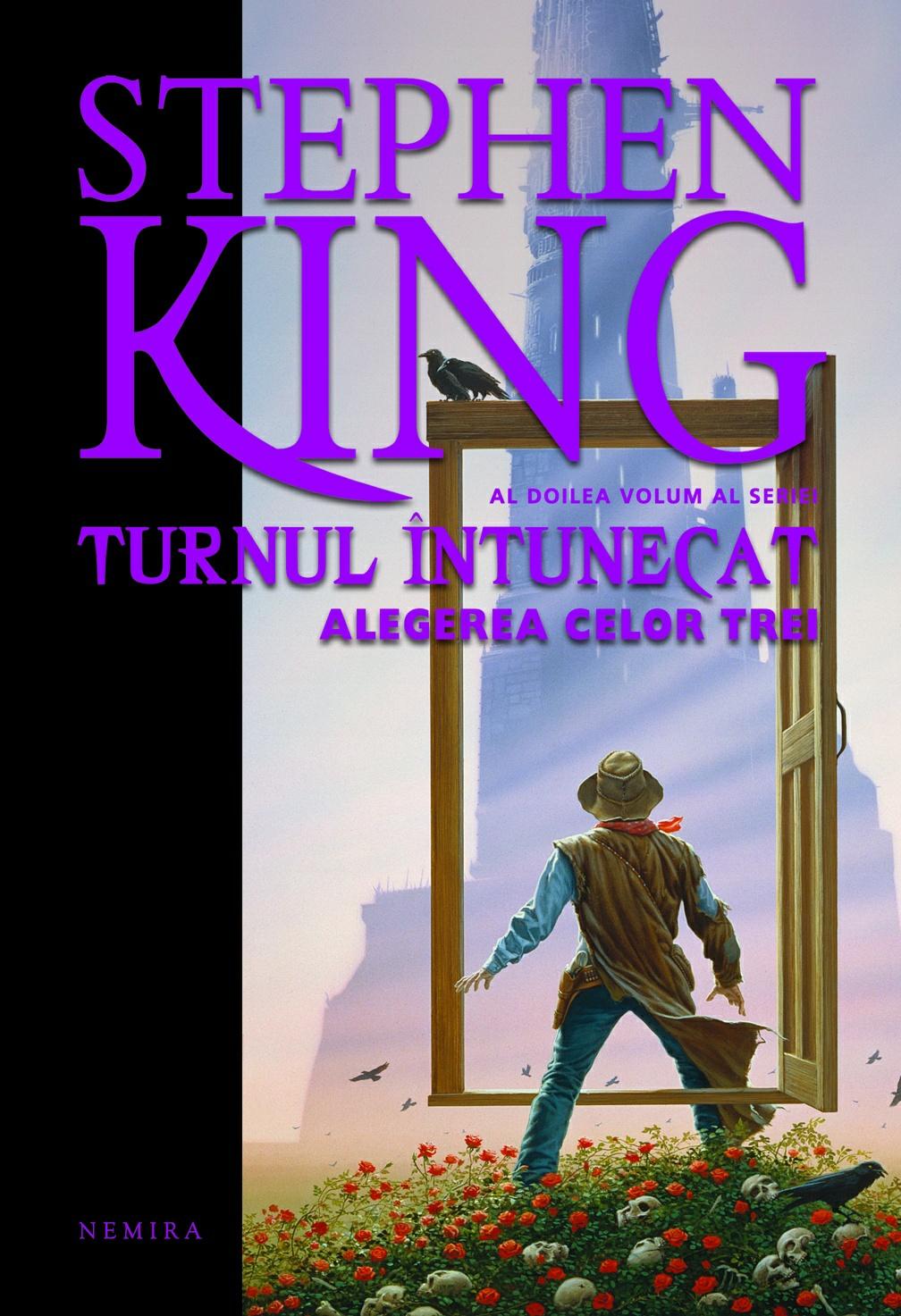 Noutăţi Guadeamus (11): Stephen King – Alegerea celor trei
