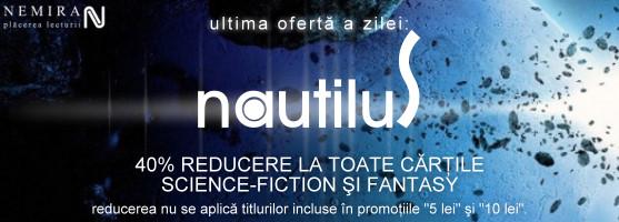 40% reducere la Nautilus