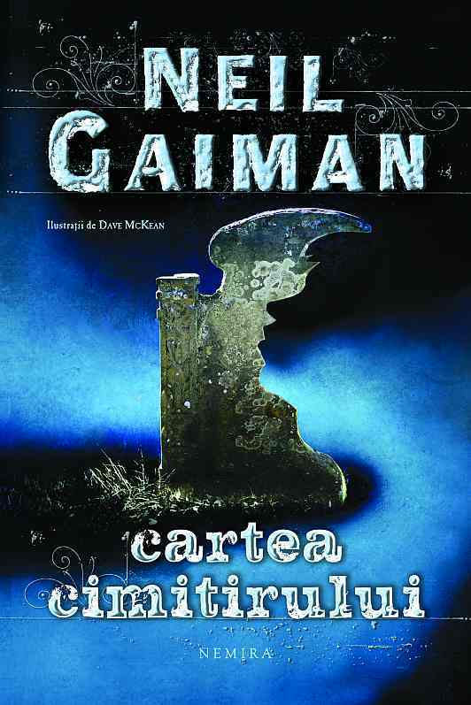 În curând: Neil Gaiman – Cartea cimitirului