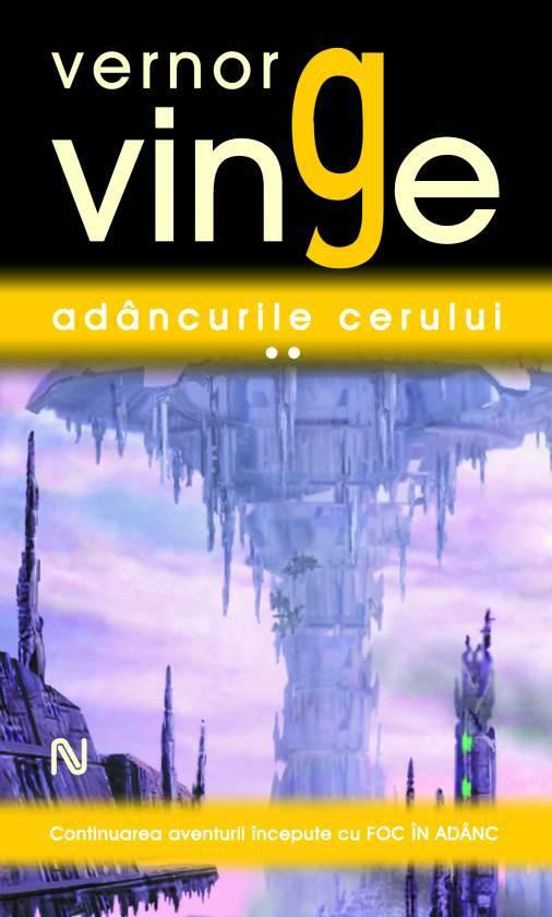 """În curând – Vernor Vinge, """"Adâncurile cerului"""""""
