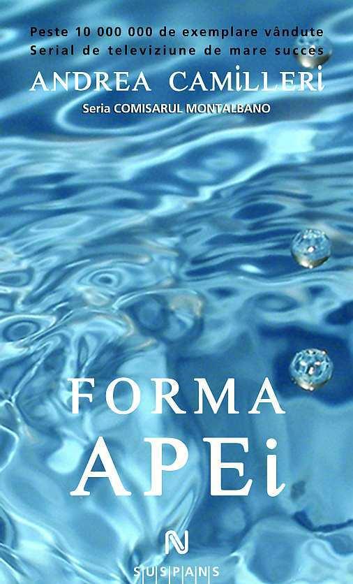 În curând: Andrea Camilleri – Forma apei