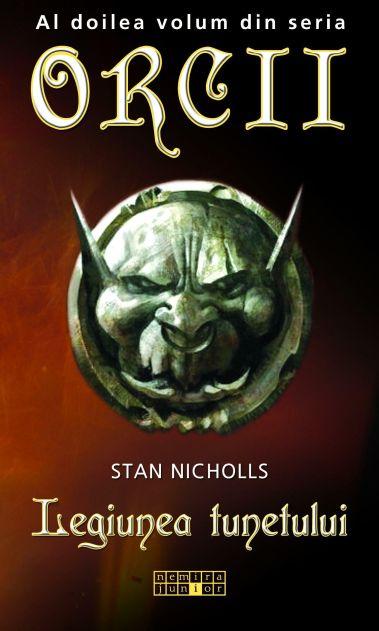 În curând: Stan Nicholls – Legiunea tunetului
