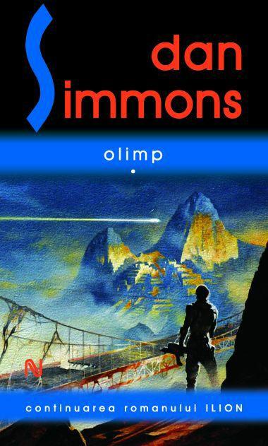 Noutăţi BookFest 2010 (6): Dan Simmons – Olimp