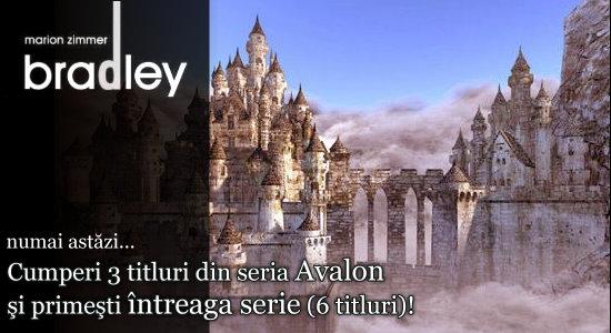 Seria Avalon, 3+3 gratis sau 53% reducere