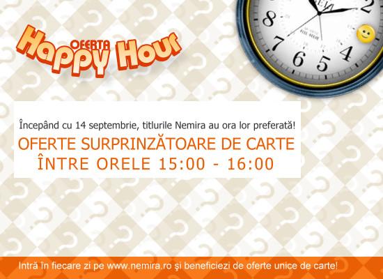 Sunteţi pregătiţi de happy hour?