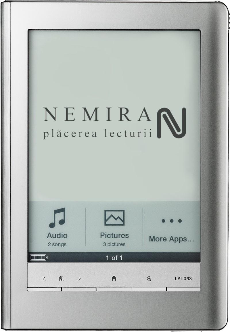 Nemira lansează platforma de e-books!