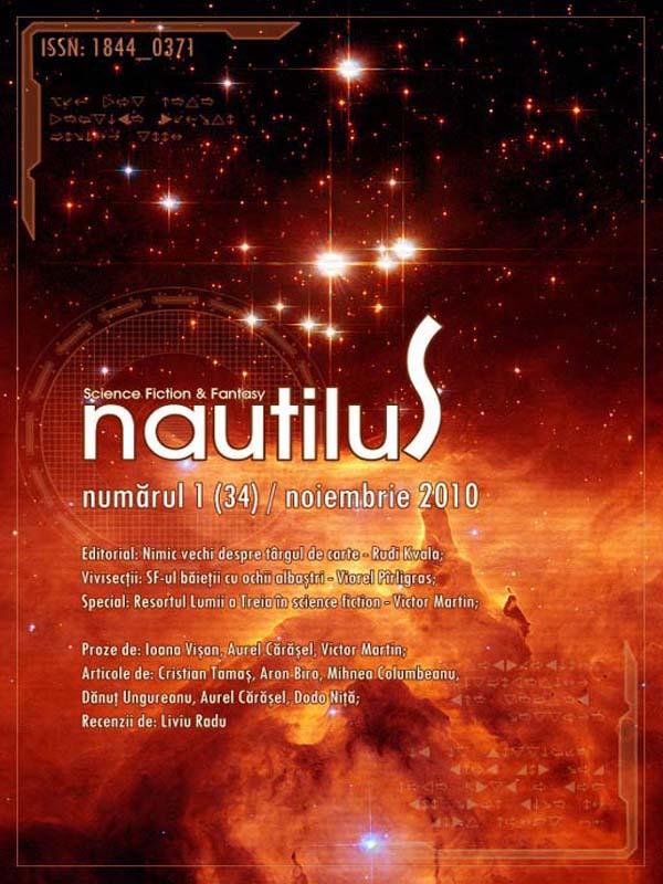 Revista Nautilus: prima publicație din România lansată în format digital!
