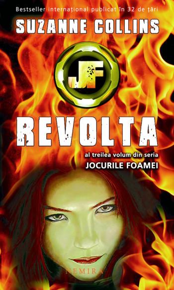 Noutati Gaudeamus 2010 (3): Suzanne Collins – Revolta
