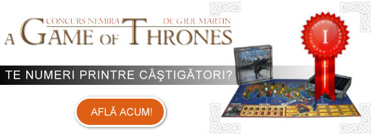 """A game of Thrones"" are un câştigator"