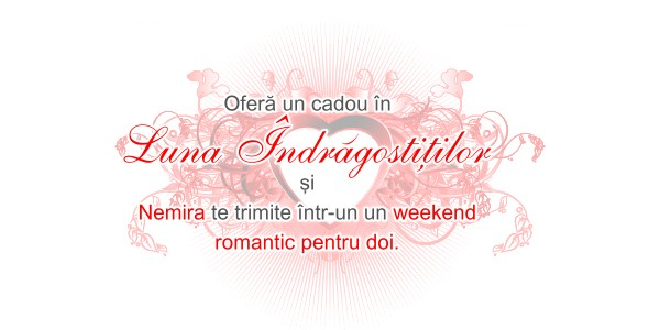 Un weekend romantic pentru doi