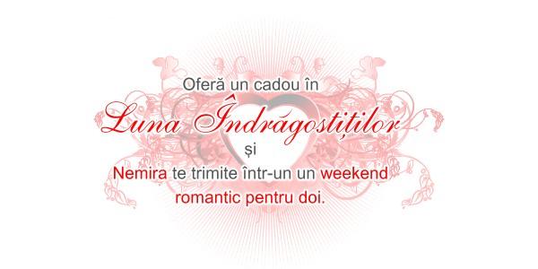 Un weekend romantic pentru doi