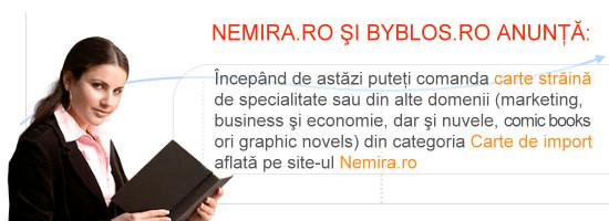 Nemira va ofera carte de import