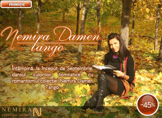 În curând, la Editura Nemira!
