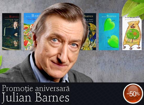 La mulți ani, Julian Barnes!