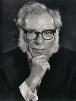 Isaac Asimov și legile roboticii