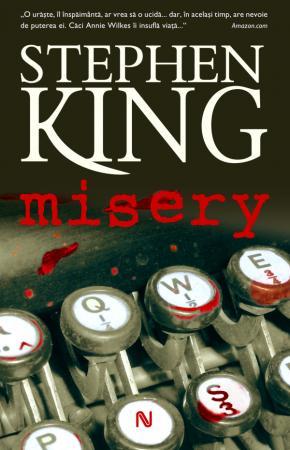 """Recenzie Misery în cadrul """"Omul care aduce cartea"""""""