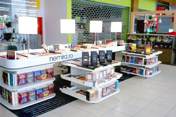 Editura Nemira te aşteaptă în Băneasa Shopping City