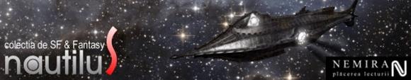Nautilus – Colecţia ta de SF şi fantasy