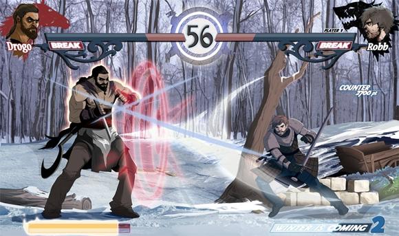 Va apărea un joc cu lupte Game of Thrones?