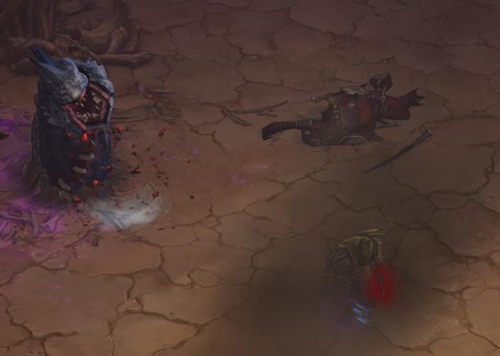 Diablo 3 si Dune
