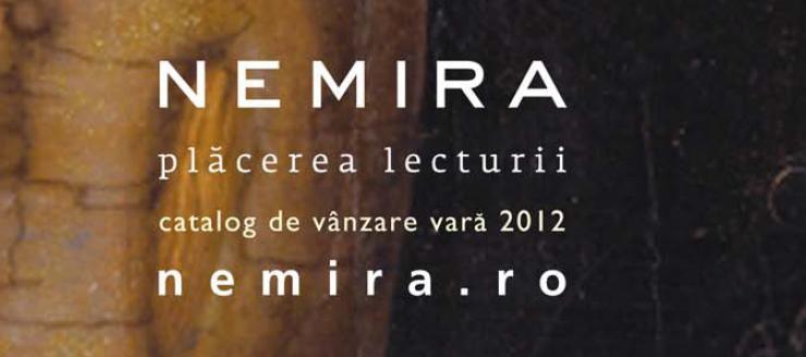 Catalogul Nemira pentru vara lui 2012: noutăți și oferte