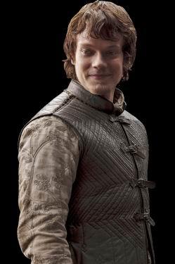 George R.R. Martin i-a dezvăluit lui Alfie Allen (Theon Greyjoy) cel mai mare mister din Urzeala Tronurilor