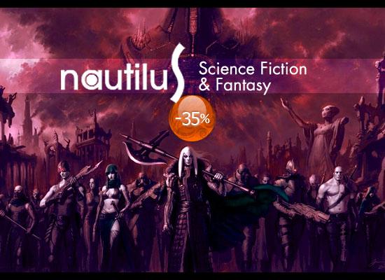 35% reducere la colecţia Nautilus SF
