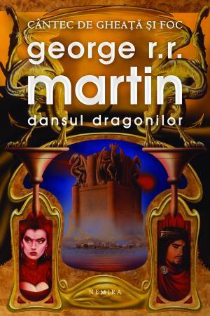 """""""Dansul dragonilor"""" a fost premiată drept cea mai bună carte fantasy"""