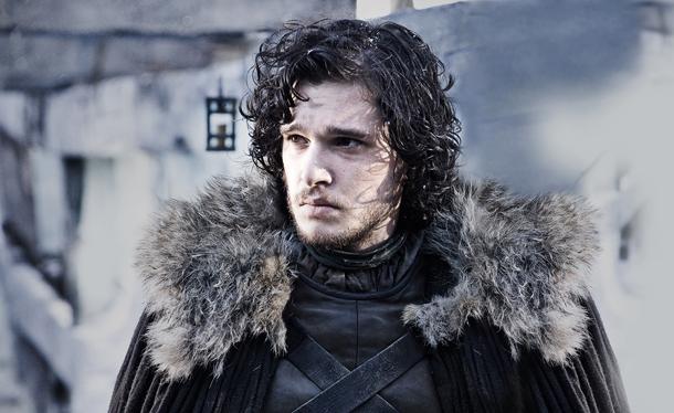 Jon Snow va dresa dragoni