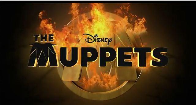Jocurile foamei, parodiat de păpușile din The Muppets