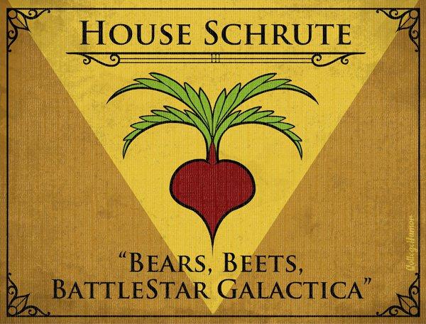casa Schrute