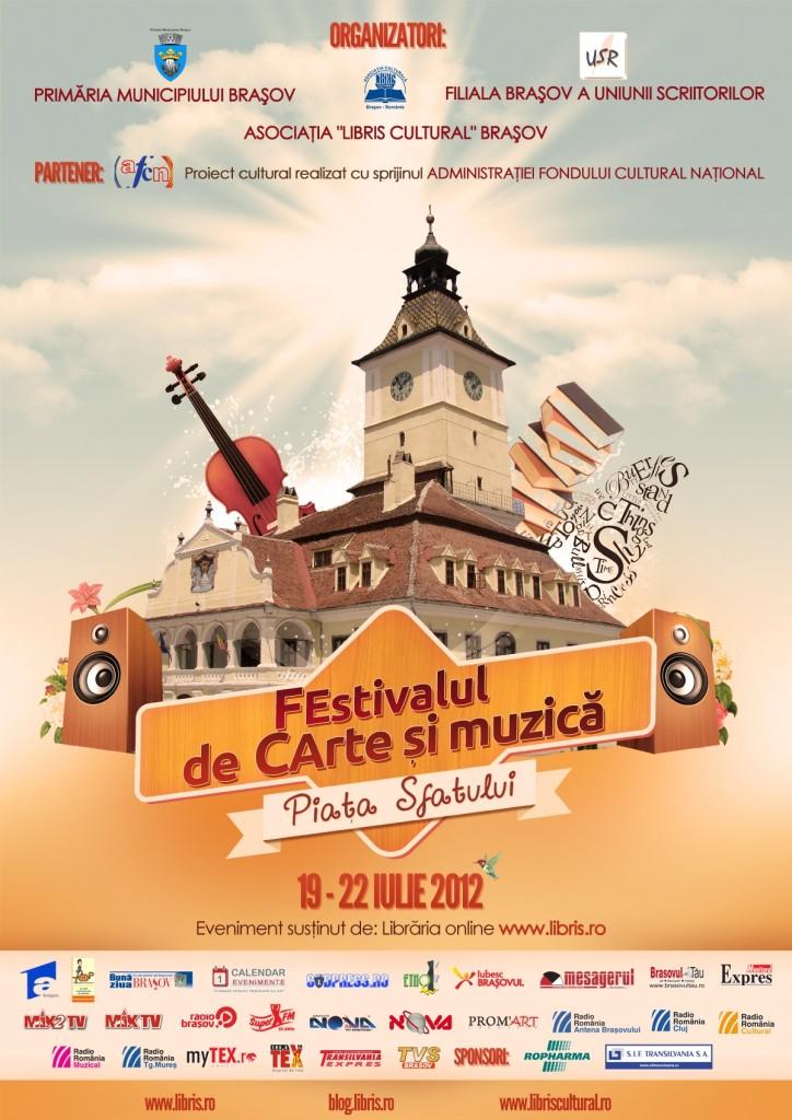 Festivalul de carte si muzica Brasov