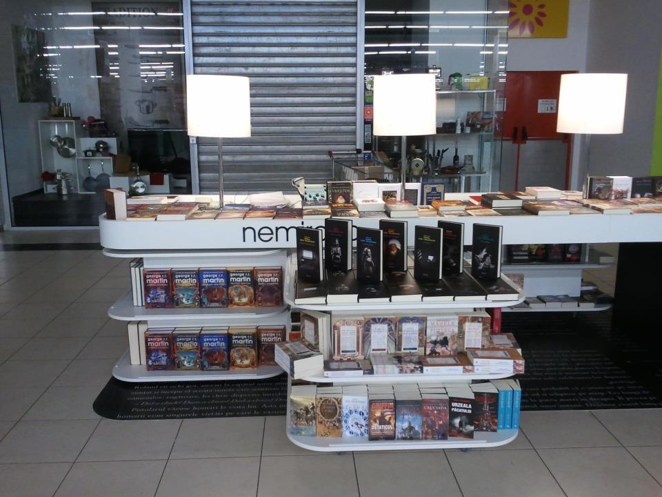 Nemira te aşteaptă şi în Băneasa Shopping City