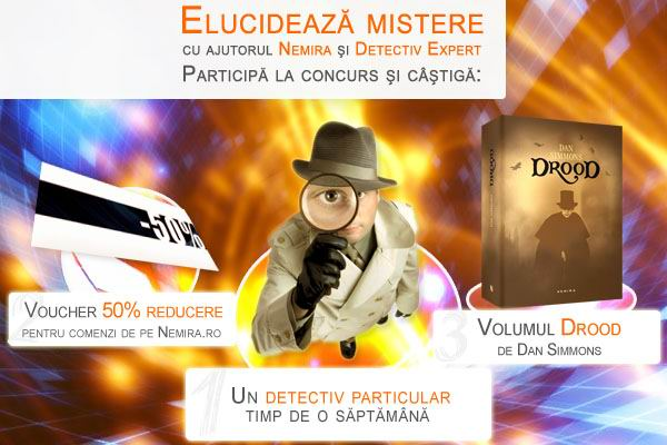 "Prelungim concursul ""Un detectiv particular la dispoziția ta"""
