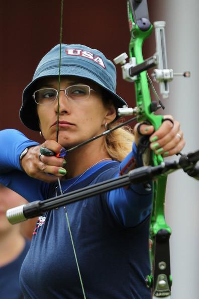 Jennifer Lawrence, antrenată de o participantă la Olimpiadă