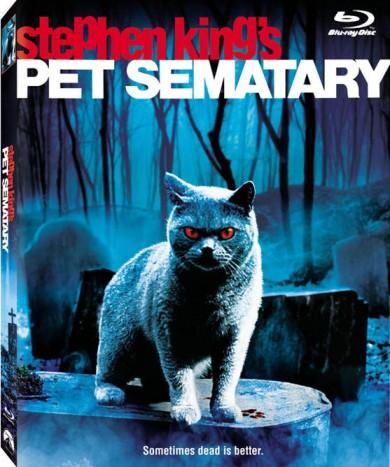 Filmul Pet Sematary va apărea în format Blu-Ray