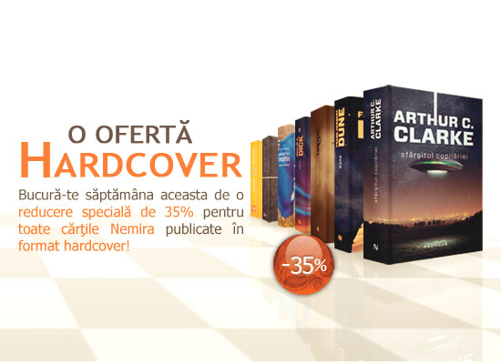 promotie hardcover