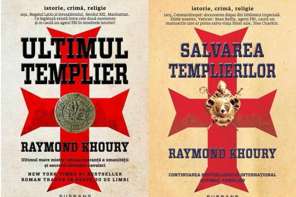 """""""Salvarea Templierului"""", în curând la Nemira"""