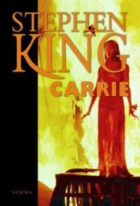 Coperta Carrie, de Stephen King
