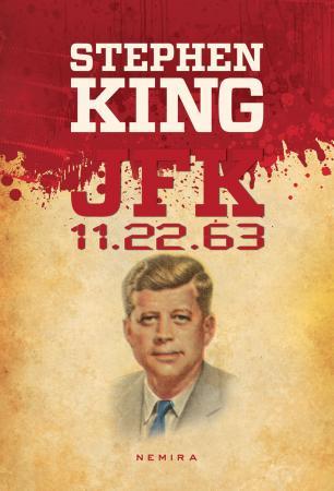 Stephen King și JFK. Cine ar fi crezut că va merge?
