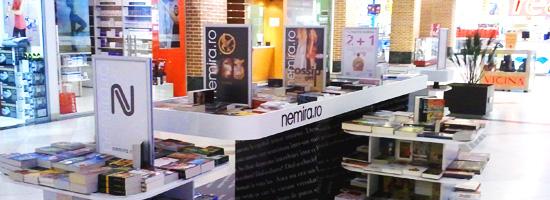 Hai la cumpărături în librăria Nemira din Mall Afi Cotroceni