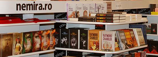 Nemira Liberty Center Bucureşti –  a şaptea şi cea mai nouă librărie Nemira