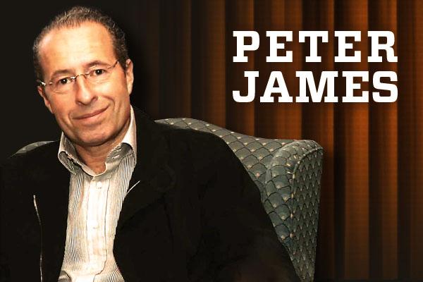 Peter James: Orice legătură cu fapte sau persoane reale nu este o coincidență!