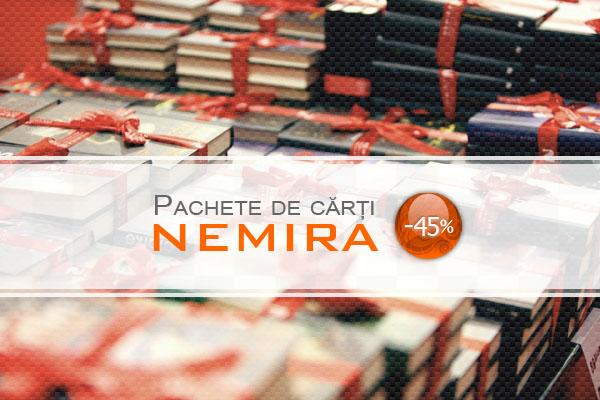 Pachete de cărţi cu 45% reducere