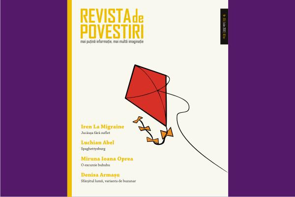 Concurs Nemira: câştigă Revista de povestiri