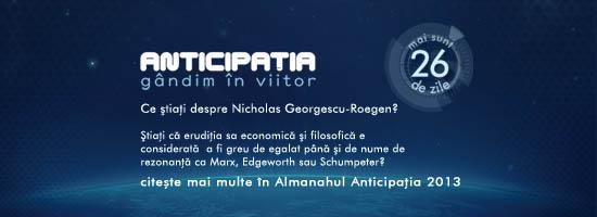 Ce ştiţi despre Nicholas Georgescu-Roegen?