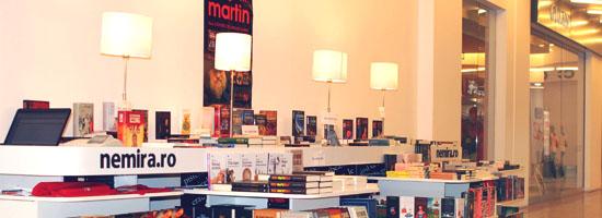 Librăria Nemira din Timişoara – pe valul cumpărăturilor, un popas în lumea cărţilor